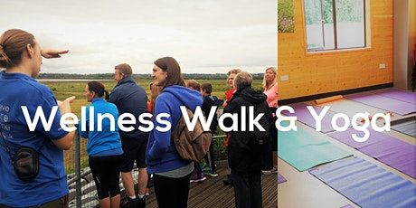 Wellness Walk and Yoga tickets