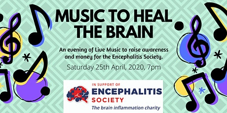 Music To Heal The Brain tickets