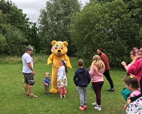 Contact Outdoor Fun with Pudsey Bear, Alyn Waters Country Park, Wrexham for families with disabled children  tickets