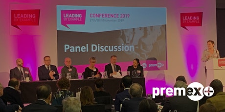 Premex+ Leading By Example Conference tickets