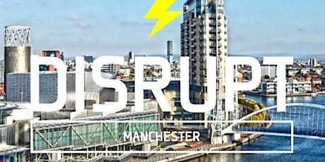 DisruptHR Manchester - March 2020 tickets