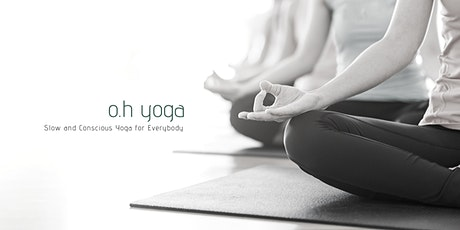 Gratitude Yoga with o.h yoga tickets