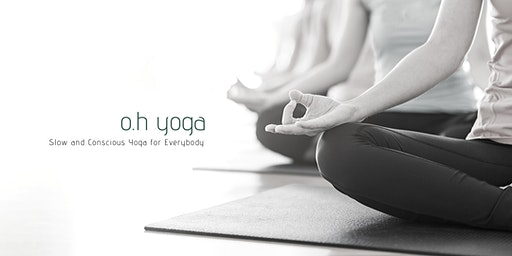 Gratitude Yoga with o.h yoga