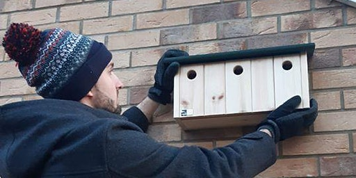 Sparrow nest box building workshop with Naturehood - Afternoon session