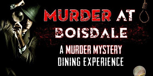 Murder at Boisdale: A Murder Mystery Dining Experience