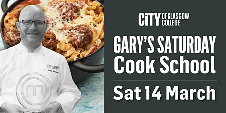 Gary MacLean - Saturday Cook School tickets
