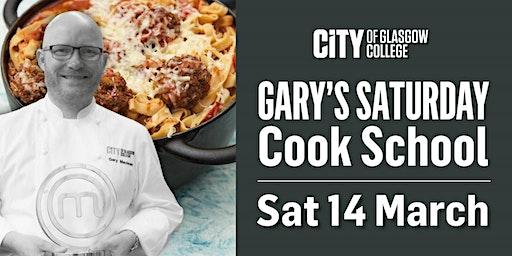 Gary MacLean - Saturday Cook School