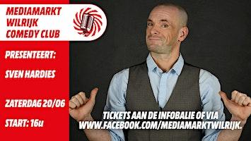 MediaMarkt Comedy Club: Sven Hardies
