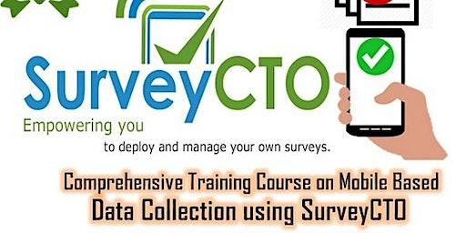 Comprehensive Training Course on Mobile Based Data Collection using SurveyC