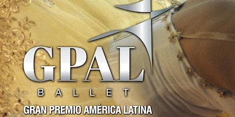 GPAL - Gran Premio América Latina ingressos