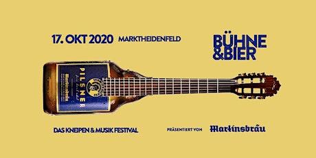 1. Bühne&Bier Festival Marktheidenfeld Tickets