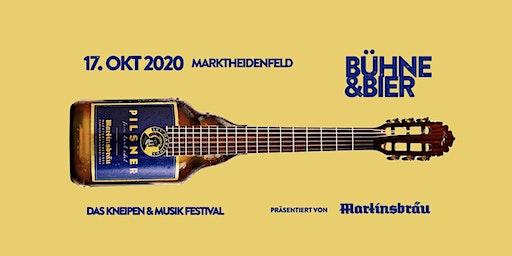1. Bühne&Bier Festival Marktheidenfeld