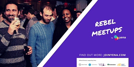 Rebel Meetups by Yena - Entrepreneur Networking in Oxford tickets