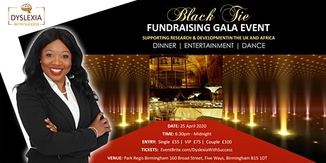 Black Tie Fundraising Gala Event tickets