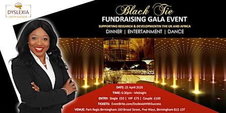 Black Tie Fundraising Gala Event tickets