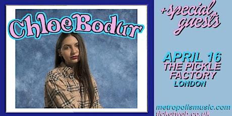 Chloe Bodur tickets