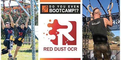 Red Dust OCR Open Training Session!