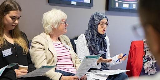 Roundtable on Inequalities in Wales // Trafodaeth bord gron ar anghydraddoldeb yng Nghymru