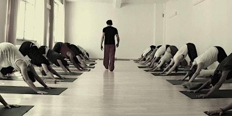 Power/Ashtanga-Yoga auf Spendenbasis am 28. März 2020 Tickets