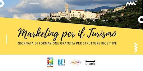 Marketing per il Turismo tickets
