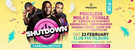 Shutdown / Carnaval edition