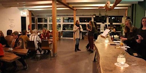 Vrouwencafé vrijdagavond 13 maart
