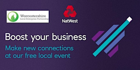Business Support Clinic- Worcester #NatWestBoost tickets