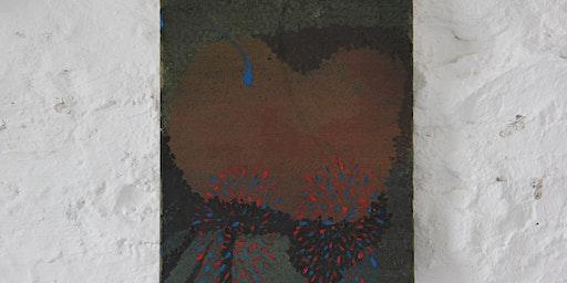 Sensory Perception Paintings Workshop with artist Elizabeth Archbold