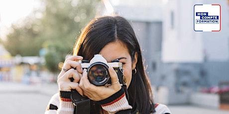 Formation en immobilier - Photographie et communication visuel billets