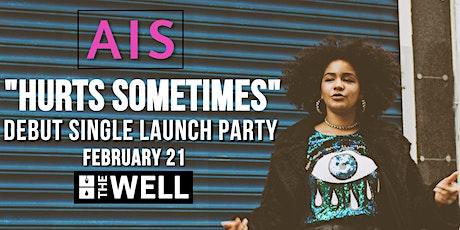 AIS Debut Single Launch tickets