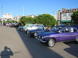 Southend-on-Sea Classic Cars Beach Shows – July 2020