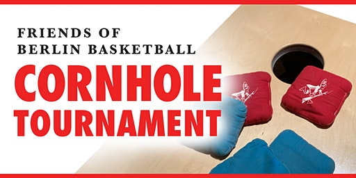 Friends of Berlin Basketball Cornhole Tournament