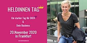 HELDINNEN TAG in FRANKFURT am Main am 20.11.2020