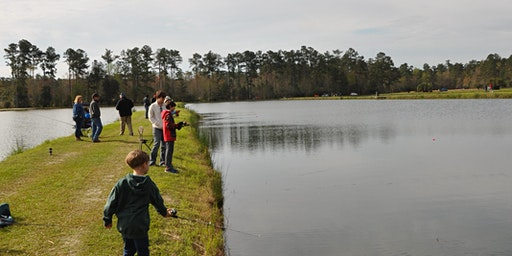 Brosnan Forest Fishing Rodeo- Dorchester County