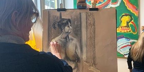 Life Drawing - Last Sunday of the month tickets