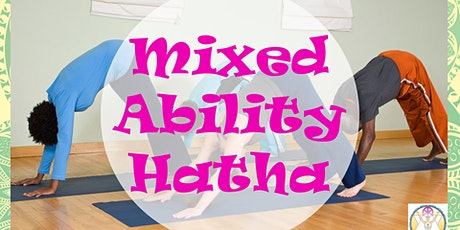 Mixed Ability Hatha Yoga in South Croydon | Wednesday Evenings tickets