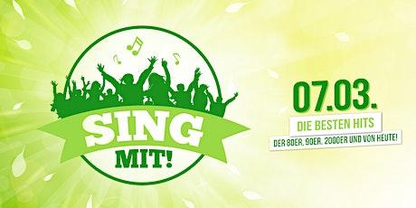 SING MIT! im SPIZZ Leipzig Tickets
