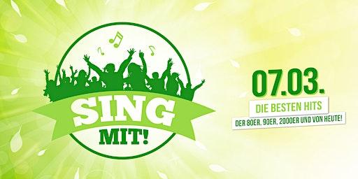 SING MIT! im SPIZZ Leipzig