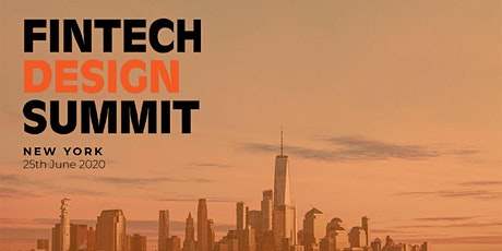 FINTECH DESIGN SUMMIT - NEW YORK 2020 tickets