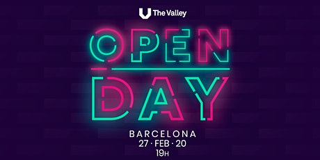 Open Day en The Valley Barcelona entradas