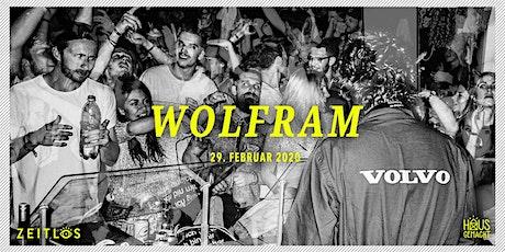 Zeitlos mit Wolfram & hausgemacht Tickets