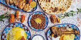Kuharska delavnica iranske hrane