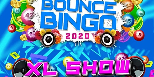 Zander Nation Bounce Bingo XL Easter Sunday Special