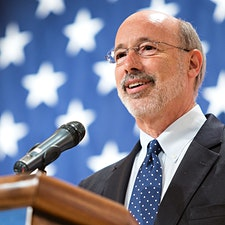 Tom Wolf Inaugural Committee logo