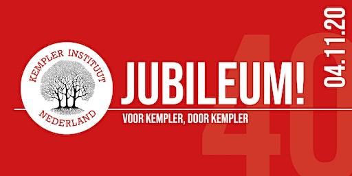 Jubileum en  Avondfeest Kempler 40 jaar
