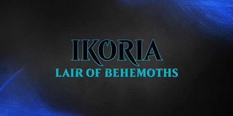 Magic the Gathering - Prerelease Ikoria: Lair ofbehemoth billets