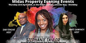 The 23rd April Midas Property Evening Events Keynote...