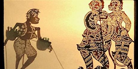 Veillée et Théâtre d'ombres - Le Roi aux Concombres doux billets