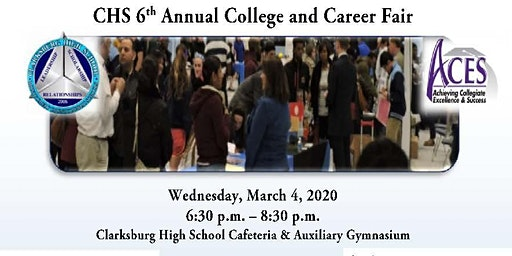 6th Annual Clarksburg High School College & Career Fair