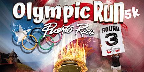 """BOXING FOR THE WORLD RUN 5K  """"3ra Edición """" OLYMPIC RUN TOUR"""" entradas"""